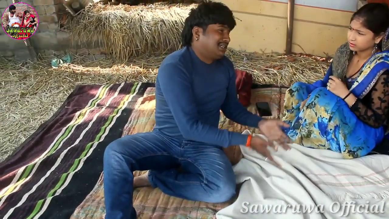 #मेहरी के चक्कर में परेशान आदमी घर छोड़ के फरार !! #Vivek Shirvastaw & #Shivani Singh