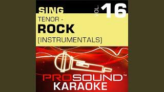 Year Of The Cat (Karaoke Instrumental Track) (In the Style of Al Stewart)
