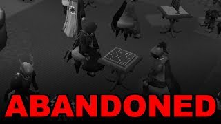 The Games Room - Abandoned By RuneScape Ep. 2 (OSRS)