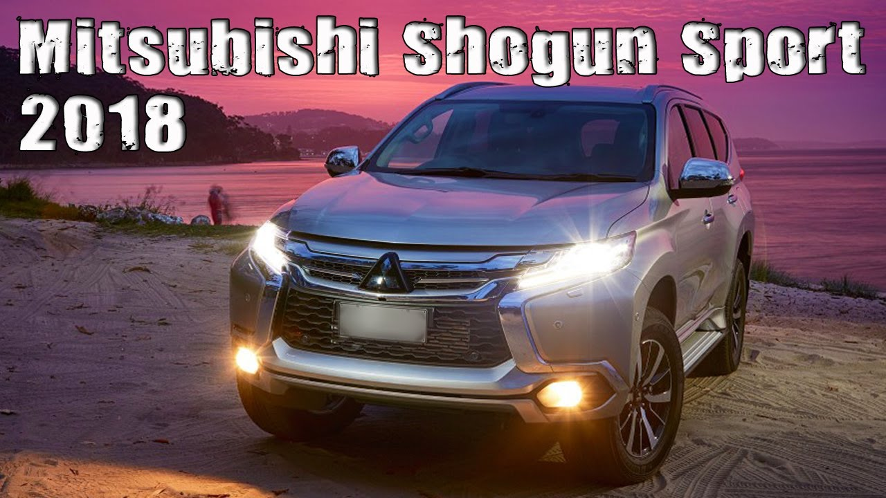 2018 mitsubishi sports car. simple car allnew 2018 mitsubishi shogun sport pajero sport for uk market in mitsubishi sports car