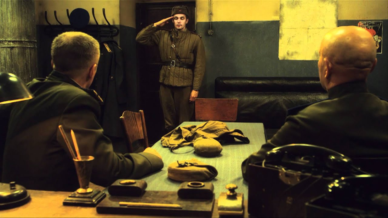 Смерть Шпионам Крым 1 Серия Spies Must Die The