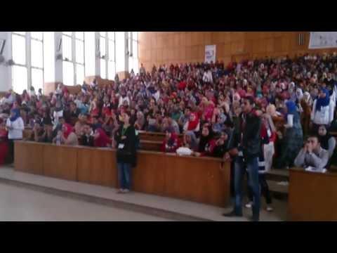 Medhat Mamdouh Flute Recorder Beatbox @ Ain Shams University