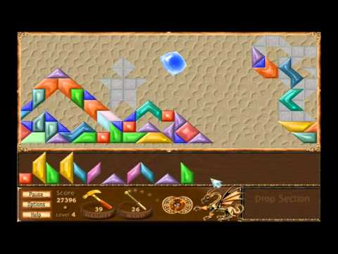 Magic Inlay Game Play Fantasy Valley-(Level 4)