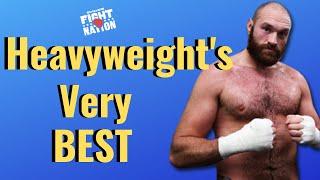 Tyson Fury Is Boxing's Best Heavyweight | Luke Thomas
