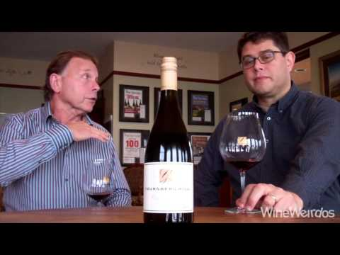 2011 Youngberg Hill Syrah Powerful Bottle-Aged Southern Oregon Red Wine