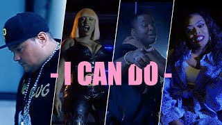 I Can Do - Charlie Sloth FT Sean Kingston, Spice and Lady Leshurr