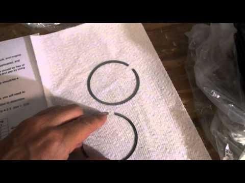 Correct Piston Ring Gaps Grom Hardracing
