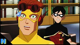 Video Top 5 Dirty Jokes in Young Justice Cartoons download MP3, 3GP, MP4, WEBM, AVI, FLV November 2017