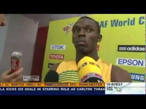 Usain Bolt (Fox Sports News Package)