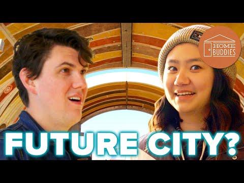 We Lived In A Futuristic City