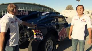 Dakar 2014 - Présentation du nouveau buggy SMG Par R.Chabot & G.Pillot
