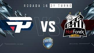 CBLoL 2020: 2ª Etapa - Fase de Pontos   paiN Gaming x Santos HotForex (3º Turno)