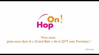 HOP ON ! 2017, 3ème édition _ Grand bain