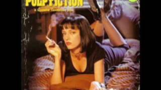 Pulp Fiction- Jack Rabbit Slims Twist Off- Chuck Berry/ Jerome Patrick Hoban