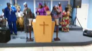 Easter Sunday 040515 Glory and Power Ministries  WORSHIP