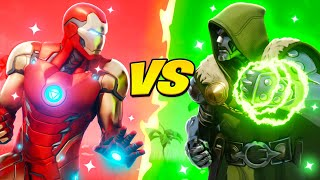 IRONMAN VS DOCTOR DOOM (New Mythics)