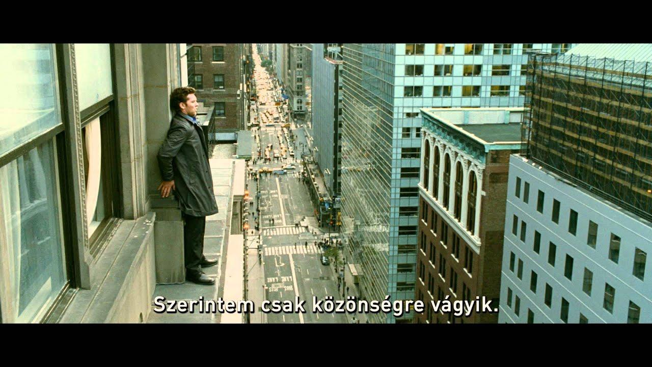 Borotvaélen ( Man on a Ledge ) magyar előzetes trailer