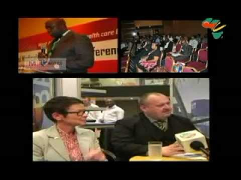 Bavaria Exclusive - West African Health Exhibition & Conference 2012 - WahExpoTV