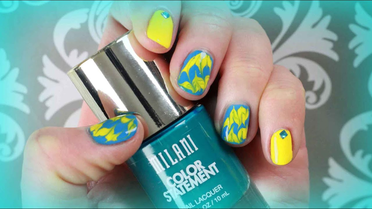 summer nail art designs easy diy nails for beginners