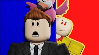 WE PLAY AS CAILLOU! | ROBLOX Hide And Seek