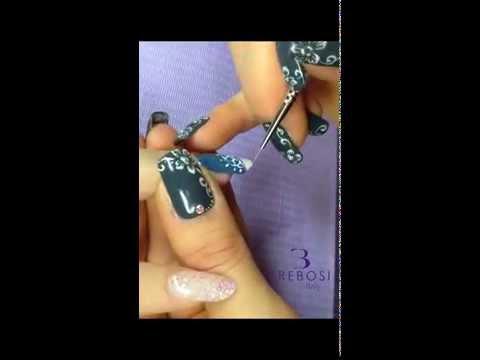 Nail Art con i gel color della collezione Soft Winter