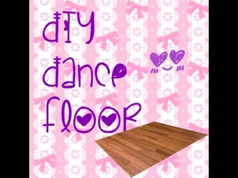 DIY Portable Tap Dance Floor! | WRITTEN INSTRUCTIONS IN THE DESCRIPTION |