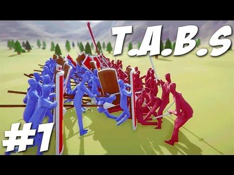 เกมต่อสู้ที่สมจริงที่สดเเห่งปี 2016 | [T.A.B.S] //PT.1
