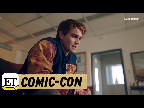 EXCLUSIVE: 'Riverdale' Season 2 First Look: Angry Archie Crazy Cheryl & the 'Angel of Death'!