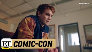 EXCLUSIVE: 'Riverdale' Season 2 First Look: Angry Archie Crazy Cheryl & the 'Angel of Death'! by : Entertainment Tonight