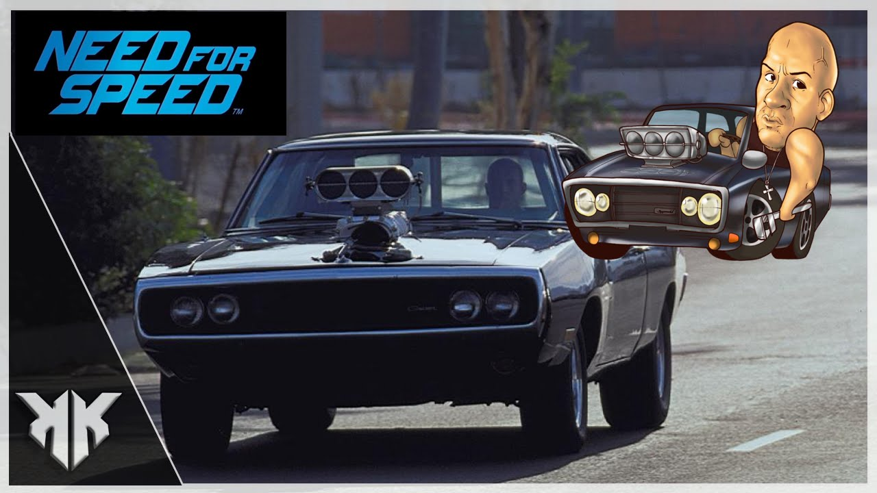 NEED FOR SPEED PS4 | TUNEANDO DODGE CHARGER A TODO GAS ...