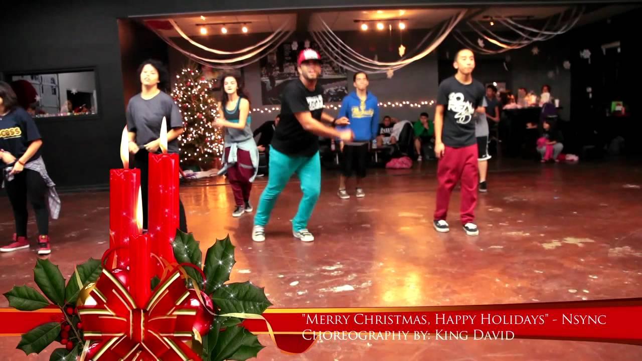 Merry Christmas Nsync - Christmas Cards