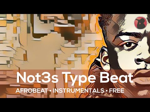 🔥 Not3s - CAIRO Type Beat Free ✘ Afroswing Beats | New Afrobeats UK