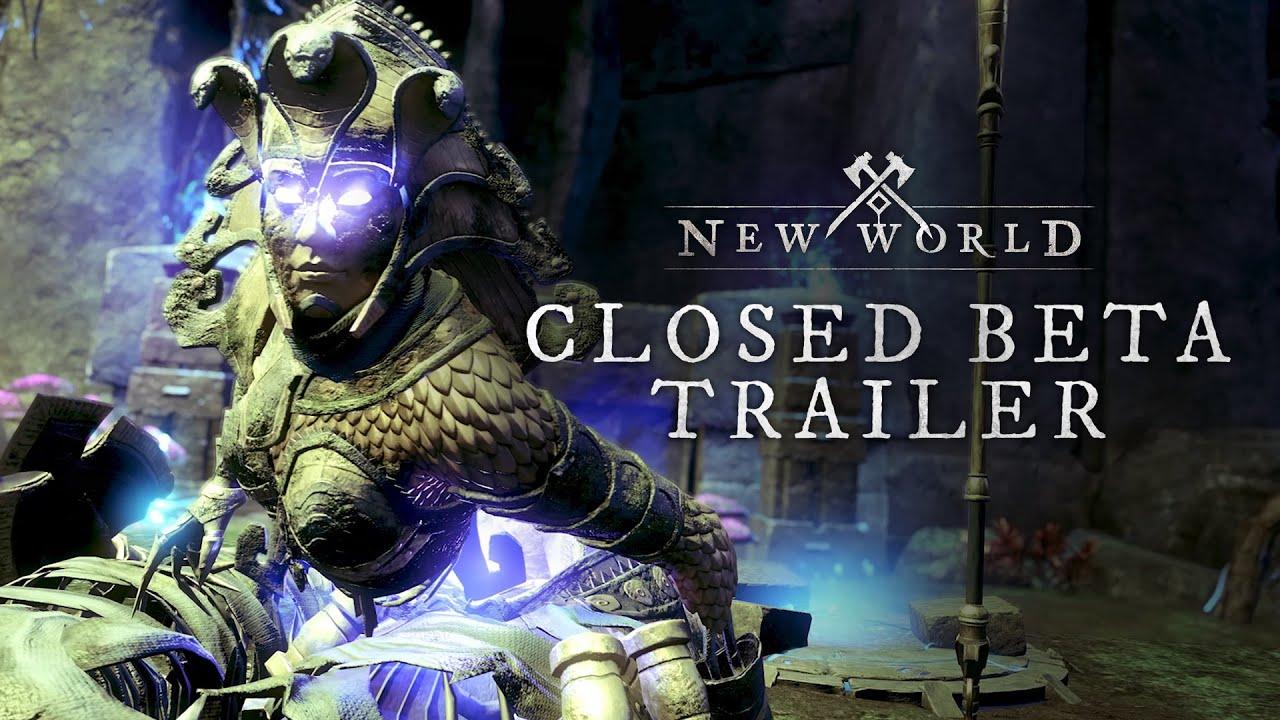 New World: Closed Beta Trailer