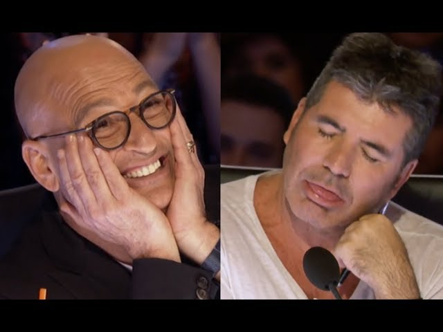 Top 7 Crazy Amazing SINGERS of Americas Got Talent 2017