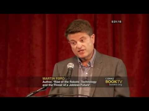 Martin Ford   Rise of the Robots  Automation & Basic Income
