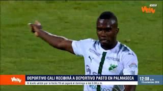 Cali vs Pasto (Previa) Fecha 19 | Liga Aguila 2018-II