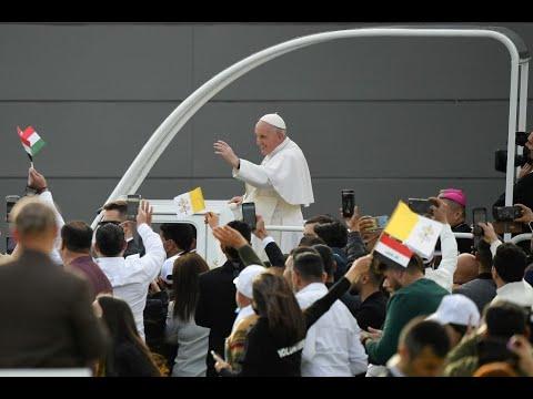 زيارة البابا فرنسيس إلى الموصل   ارتياح شعبي وفرح عم جميع محافظات العراق  - نشر قبل 3 ساعة