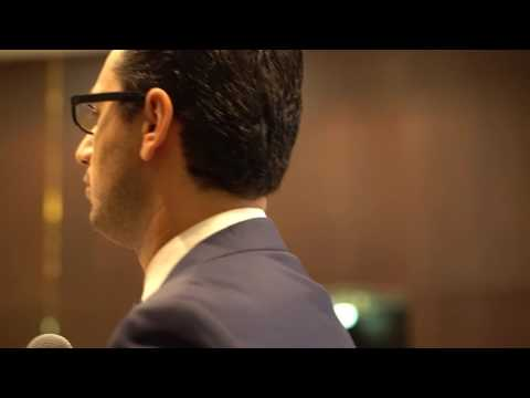 Saqr Ereiqat's introduction to blockchain (IBM Middle East) | Dubai Blockchain conference