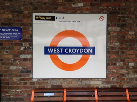 Full Journey on London Overground from West Croydon to Highbury & Islington