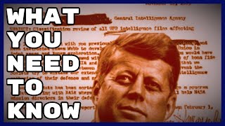 The Truth About The Classified JFK Files