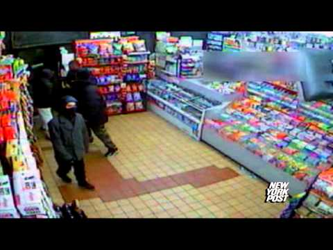 Raw Video: LES murder suspects - New York Post
