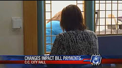 Software update bringing changes to city utility bills