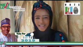Maryam Yahya Adam A Zango Ali Nuhu Baba Buhari Kawai 2019