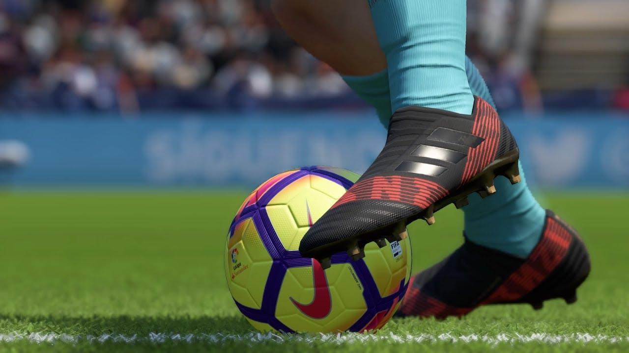a5e8d5896 FIFA 18 New Boots  Lionel Messi Goals   Skills 2018