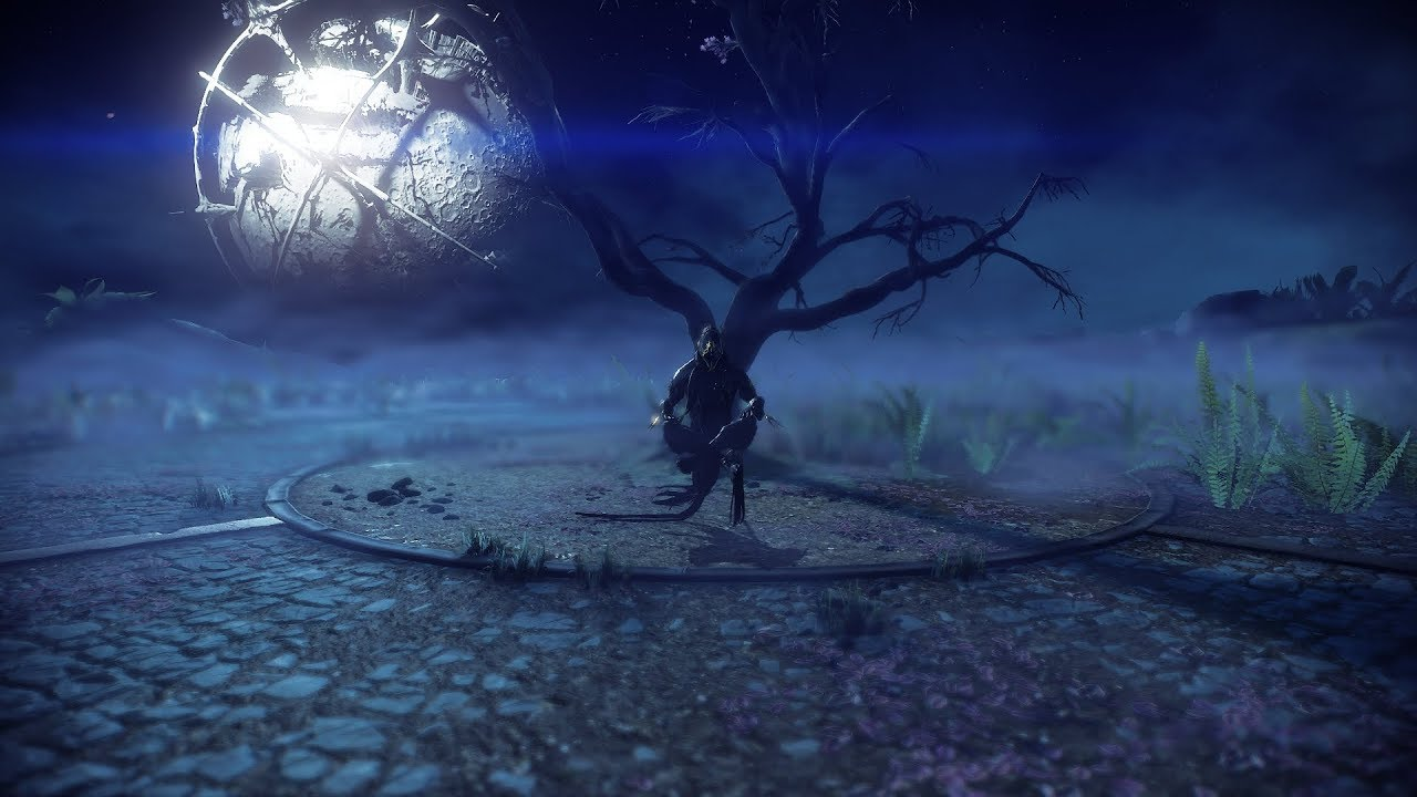 WARFRAME UMBRA, wallpaper engine