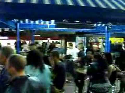 A night at Naigara Fall - Karaoke Bar