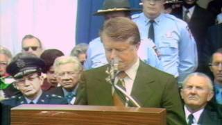 Excerpt from Governor Jimmy Carter's Inaugural Address (Carter Center)