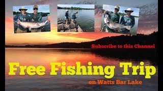 Free Fishing Trip (Monsters on the Ohio ) - Monster Catfish in Tennessee
