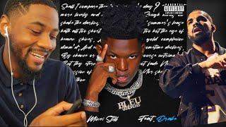 Yung Bleu - You're Miฑes Still (feat. Drake) [Official Audio] 🔥 REACTION