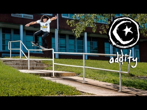 Thrasher Magazine   Cole Wilson's Oddity Part